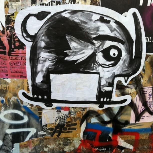 Elliott C nathan street art san francisco
