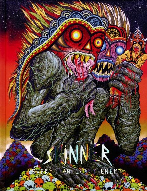 Skinner - Everyman is my Enemy -  book cover