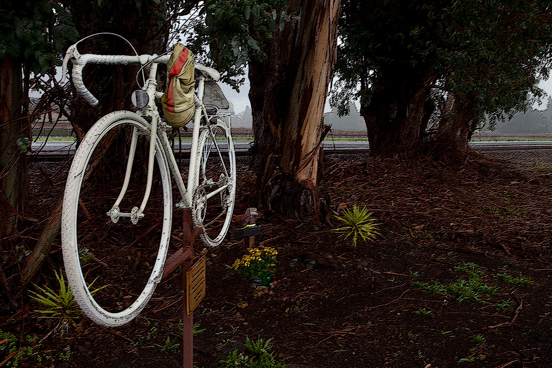 Ghost Bikes across the US
