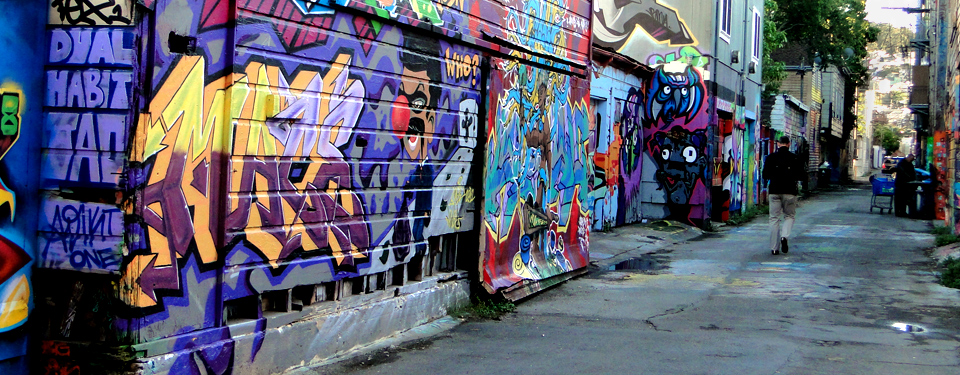 Lilac Alley San Francisco, Ca
