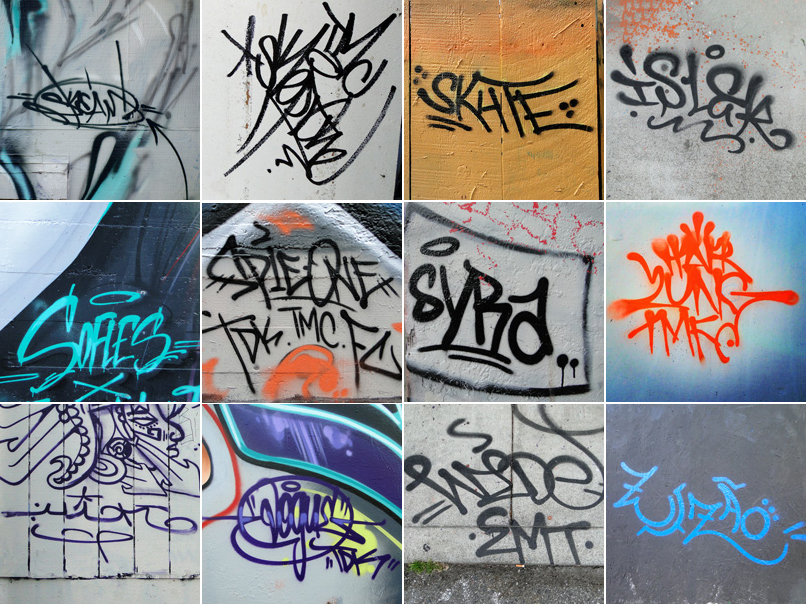 Handstyles and Tags in San Francisco Bay Area