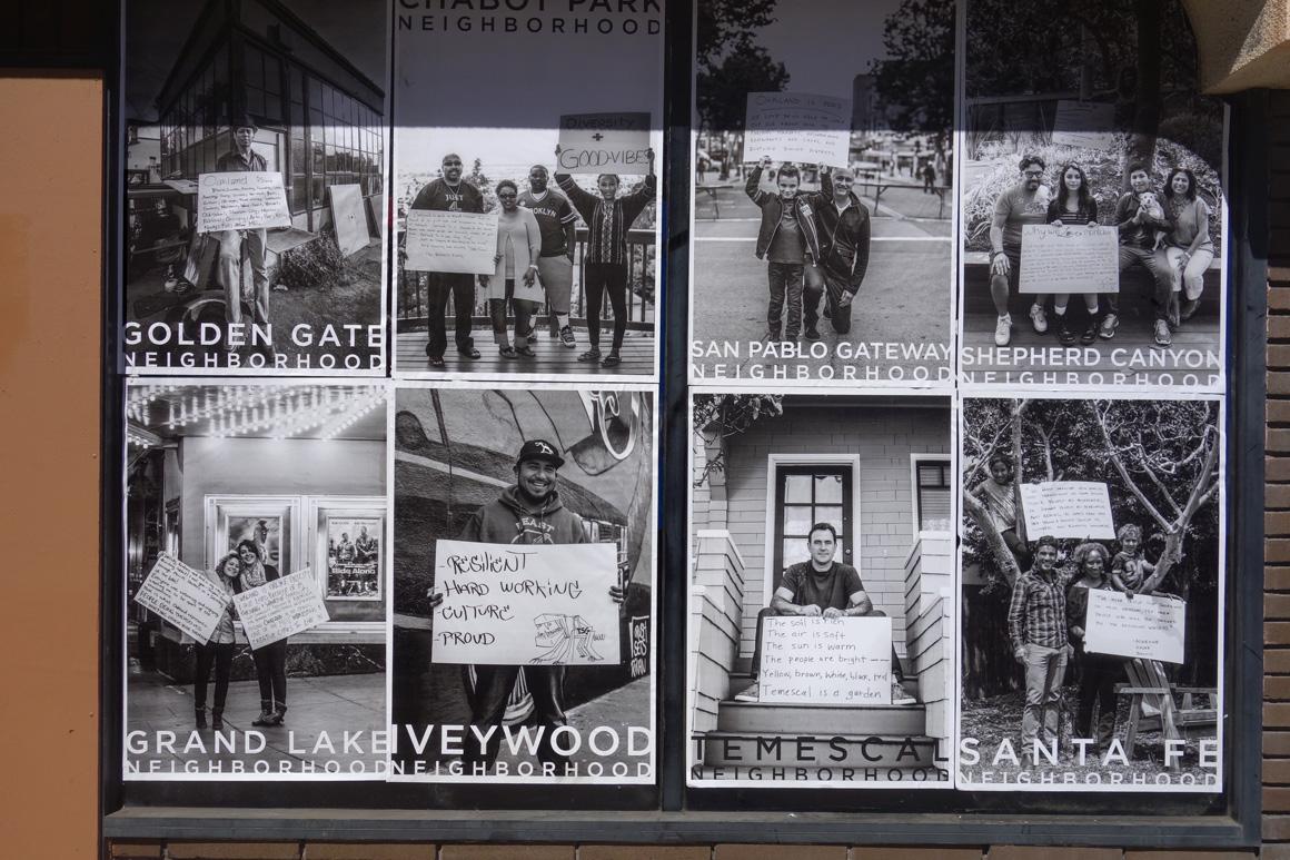 146 Oaklanad neighborhoods - why I like Oakland, CA