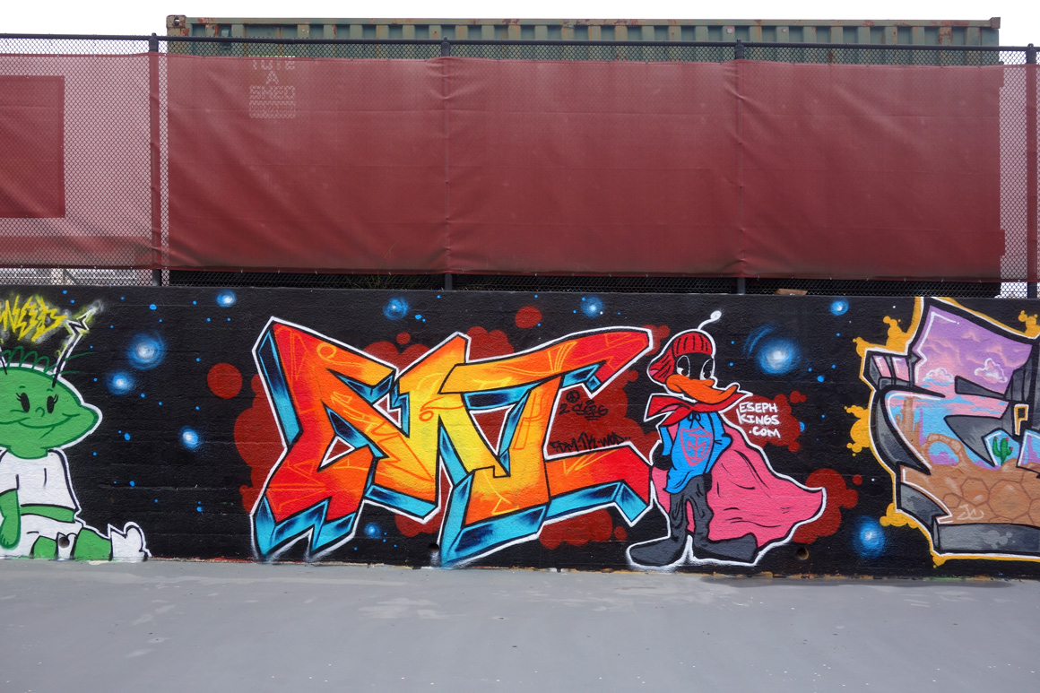 MI WOD graffiti crew