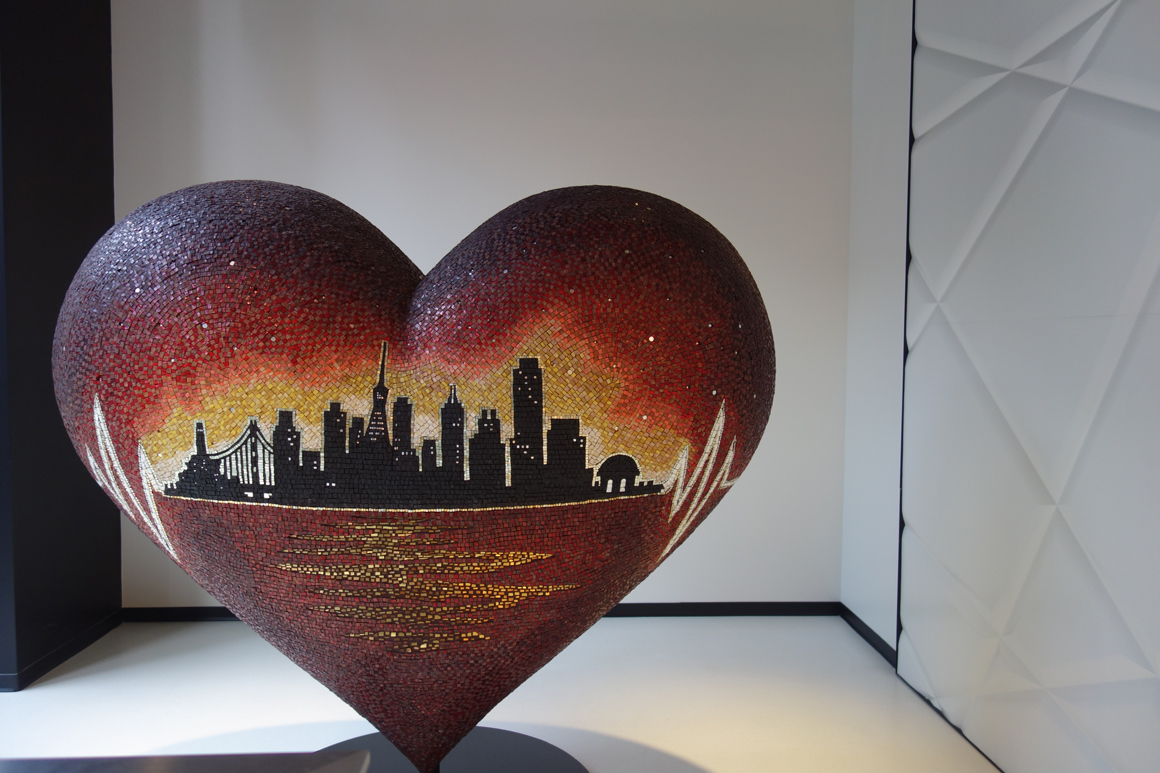 "Michael J. Kruzich ""Still Beating"" at Linked In Hearts of San Francisco"